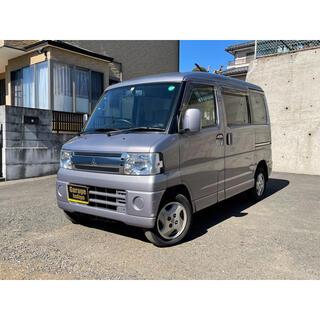 三菱 - 【コミコミ価格】車検付き 令和4年3月 三菱 タウンボックス 軽バン