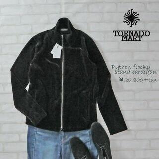 トルネードマート(TORNADO MART)のTORNADO MART 定価¥22,880 スタンドカーディガン G M(パーカー)