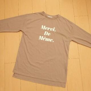 ナイスクラップ(NICE CLAUP)のTシャツ(Tシャツ(長袖/七分))