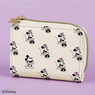 ディズニー(Disney)のSweet 付録 ミッキー ミニー 開運ミニウォレット(財布)