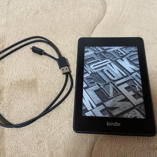 Kindle Paperwhite 防水機能搭載 wifi 8GB ブラック 広(電子ブックリーダー)