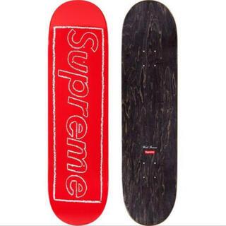 シュプリーム(Supreme)のsupreme kaws skateboard deck デッキ(スケートボード)