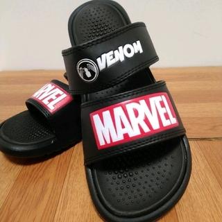 MARVEL - 【新品未使用】MARVELマーベルサンダル26㎝VENOM ヴェノム送料無料