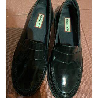 ハンター(HUNTER)のHunter ローファー BLACK(ローファー/革靴)