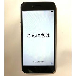 アップル(Apple)のiPhone6 64G docomo silver 本体(スマートフォン本体)