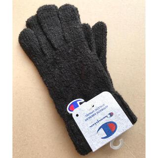 チャンピオン(Champion)の【新品未使用】 チャンピオン  ニット 手袋(手袋)