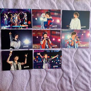 キスマイフットツー(Kis-My-Ft2)のkis-my-ft2 ISCREAM LIVE DVD カード(男性アイドル)