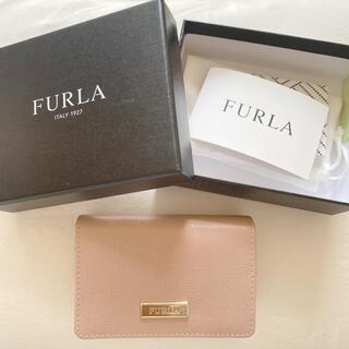 Furla - FURLA カードケース ピンク