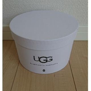 アグ(UGG)のUGG 円形 空箱(ショップ袋)