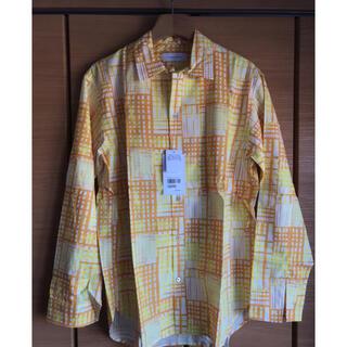 アダムエロぺ(Adam et Rope')のADAM ET ROPE' ハンドライティングシャツ(シャツ)