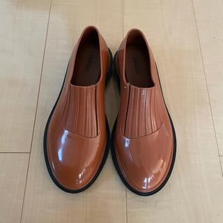 メリッサ(melissa)のmelissa メリッサ プレッピーad ローファー ブラウン/23cm 中古(ローファー/革靴)