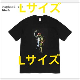 シュプリーム(Supreme)の即日発送 supreme Raphael Tee Black シュプリーム L(Tシャツ/カットソー(半袖/袖なし))