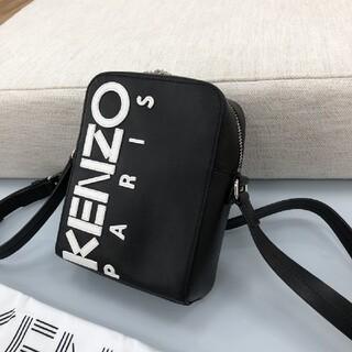 ケンゾー(KENZO)の新品未使用品 KENZO ケンゾー  斜め掛け ショルダーバッグ(リュック/バックパック)