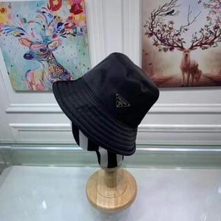 ☆ハット帽子2枚10000円送料込みPrada(プラダ) ☆在庫処分176