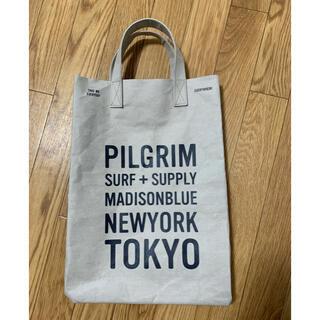 マディソンブルー(MADISONBLUE)のMADISON BLUE マディソンブルー グラマシー ペーパー トート バッグ(トートバッグ)
