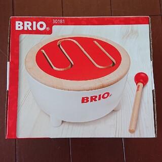 ブリオ(BRIO)のBRIO    MUSIC DRUM    新品(知育玩具)