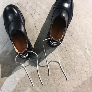サカイ(sacai)のsacai×HenderScheme 革靴 ブーツ(ブーツ)