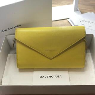 バレンシアガ(Balenciaga)のバレンシアガ ペーパーマニー(財布)