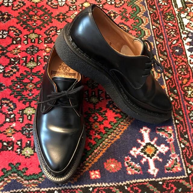 GEORGE COX(ジョージコックス)のGeorge Cox ギブソンシューズ レディースの靴/シューズ(ローファー/革靴)の商品写真
