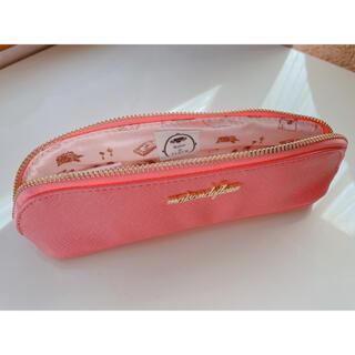 メゾンドフルール(Maison de FLEUR)の新品/ メゾンドフルール ペンケース ピンク(ペンケース/筆箱)
