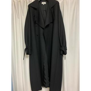ハイク(HYKE)のhyke 20aw medical coat(ロングコート)