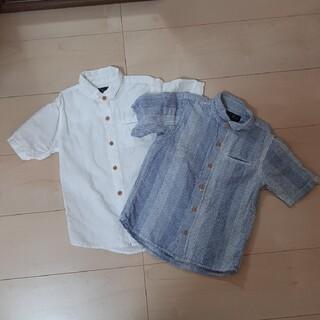 ZARA KIDS - NEXT シャツ2枚セット104cm♪