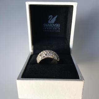 スワロフスキー(SWAROVSKI)のスワロフスキー 指輪 11号位(リング(指輪))