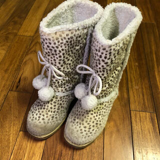 ロニィ(RONI)のroni ダルメシアン ブーツ(ブーツ)