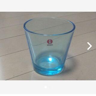 イッタラ(iittala)のイッタラグラス ライトブルー(グラス/カップ)