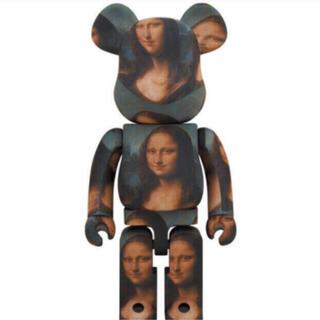 メディコムトイ(MEDICOM TOY)のBE@RBRICK LEONARDDEVINCI Mona Lisa 1000%(キャラクターグッズ)