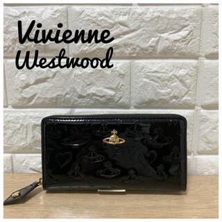 ヴィヴィアンウエストウッド(Vivienne Westwood)のヴィヴィアンウエストウッド 長財布 ブラック レディース(財布)