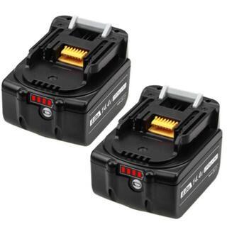 マキタ(Makita)の互換マキタ14.4V バッテリーBL1460B 6000mAh 大容量 2個(メンテナンス用品)