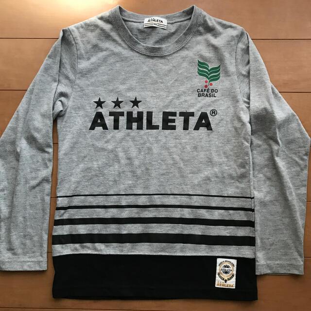 ATHLETA(アスレタ)のアスレタ ロンT  140 キッズ/ベビー/マタニティのキッズ服男の子用(90cm~)(Tシャツ/カットソー)の商品写真