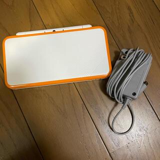 ニンテンドー2DS(ニンテンドー2DS)のニンテンドー 2dsll 本体 充電器(携帯用ゲーム機本体)