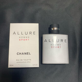 CHANEL - CHANEL ALLURE HOMME SPORTS 100ml