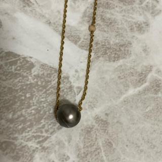 タヒチアンパール ネックレス(ネックレス)