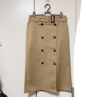 GU - 【新品・未使用】GU スカート XL
