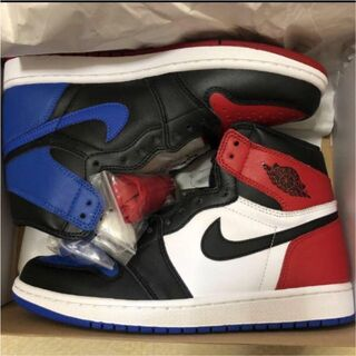 NIKE AIR JORDAN1 RETRO TOP3 25.5cm(スニーカー)