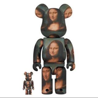 メディコムトイ(MEDICOM TOY)のBE@RBRICK Mona Lisa 100&400%(その他)