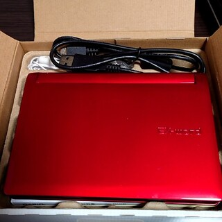 カシオ(CASIO)のcham様専用 CASIO XD-B6600RD 電子辞書(電子ブックリーダー)