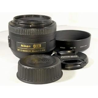 Nikon - 【万能】Nikon AF-S DX NIKKOR 35mm f/1.8G