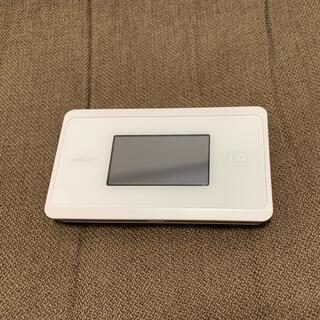 エヌイーシー(NEC)のUQ WiMAX Speed Wi-Fi NEXT WX06(その他)