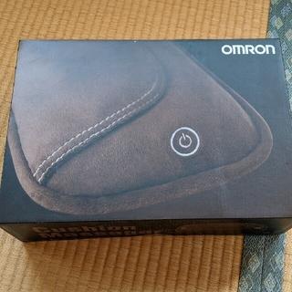 OMRON - オムロン マッサージクッション ブラウン HM-341-BW