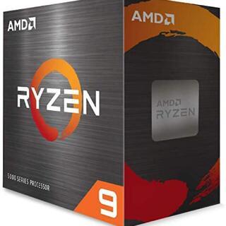 【新品未開封】国内正規品 AMD Ryzen 9 5950X(PCパーツ)