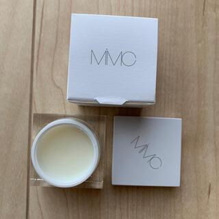 エムアイエムシー(MiMC)のMIMC エッセンスハーブバームクリーム 未使用 新品(フェイスオイル/バーム)