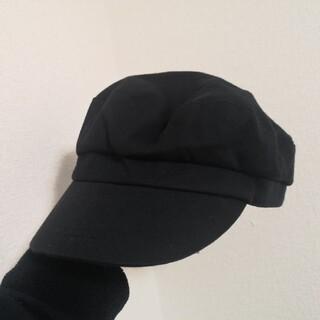 GU - GUキャスケット(ブラック)