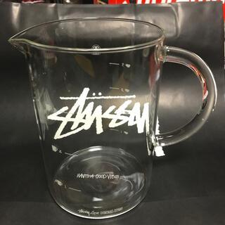 ステューシー(STUSSY)のステューシー ビーカー コップ ガラス 耐熱(グラス/カップ)