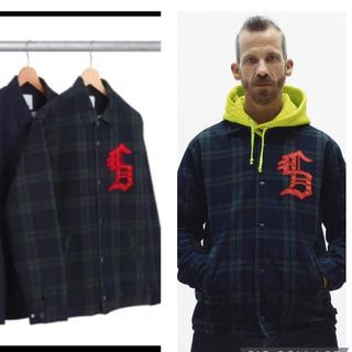シュプリーム(Supreme)の【正規品】supremeシュプリーム Canvas Coaches Jacket(その他)