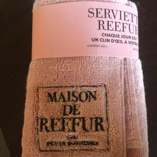 メゾンドリーファー(Maison de Reefur)のタオルハンカチとノート(ハンカチ)