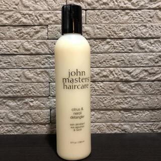 ジョンマスターオーガニック(John Masters Organics)のジョンマスター  オーガニック  c&nデタングラー 236ml トリートメント(コンディショナー/リンス)